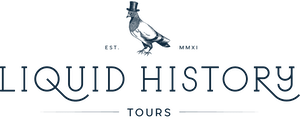 Liquid History Tours logo