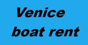 Venice Boat Rentals logo