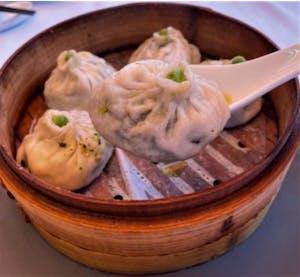 Vegetarian Soup Dumplings