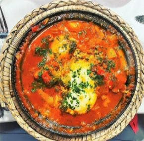 Three Peppers Tagine