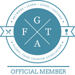 Global Food Tourism Association logo
