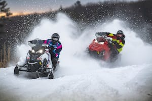 New Hampshire Snowmobile Rentals