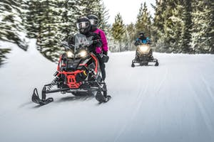 New Hampshire Snowmobile Rental