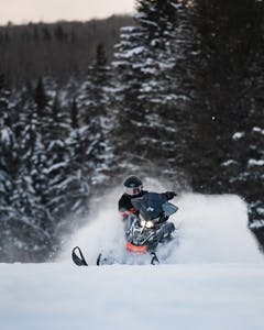 new hampshire snowmobiling