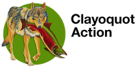 Clayoquot Action logo