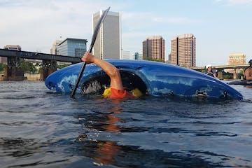 Kayak Roll Clinic Class