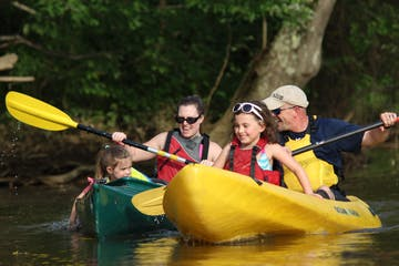 Family Flatwater Experience
