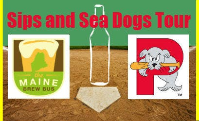 Sips and Sea Dogs Banner