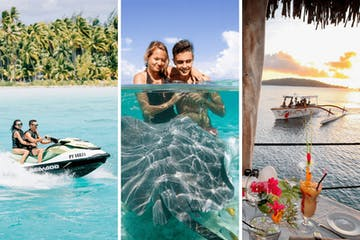 Pictures of Moana Adventure Tours 3 excursions package in Bora Bora