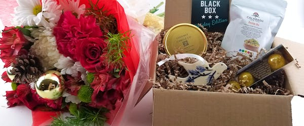 bouquet and Black Box DC
