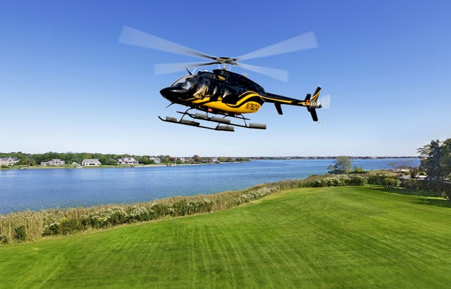 Liberty Helicopter Tours Heliport West
