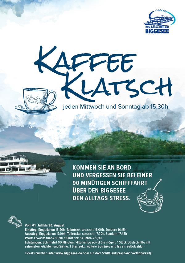 kaffeeklatsch poster