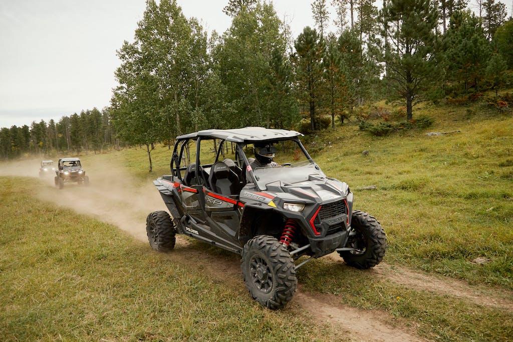 RZR four seater