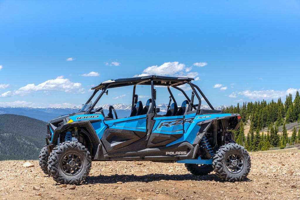 RZR rental in Colorado