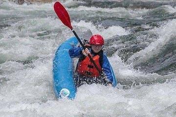 Salmon River Kayak Trips