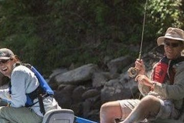Salmon River Fishing Trips