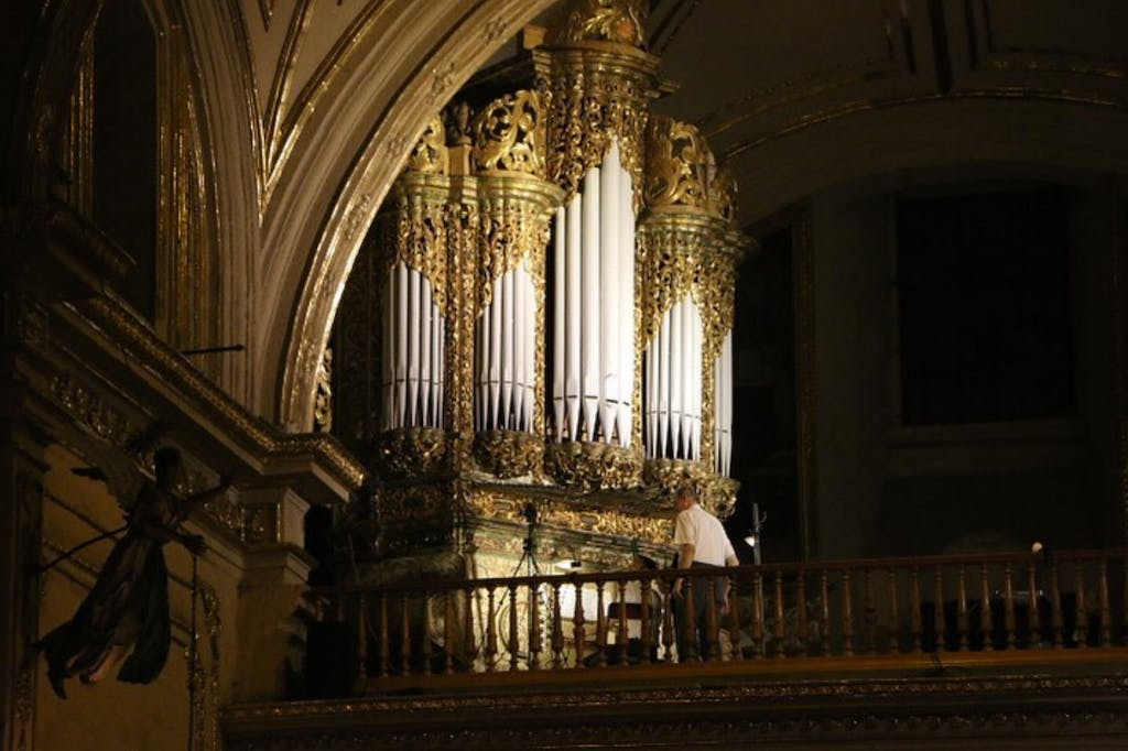 Oaxacan pipe organ restored by The Institute of Historic Oaxacan Organs