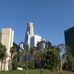 US Bank tower los angeles photo
