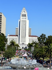 grand park Los Angeles photo