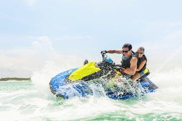 Visit Palm Beach jet ski ride
