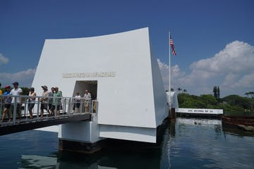 Private Pearl Harbor Tour Blue Hawaii