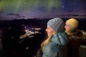 Jasper Planetarium Skytram Star Sessions dinner & telescope tour