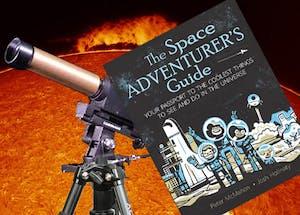 telescope_experience_sun_jasper_planetarium