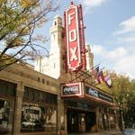 The Fox Theater in Atlanta