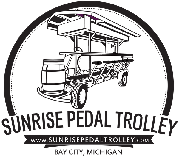 Sunrise Pedal Trolley