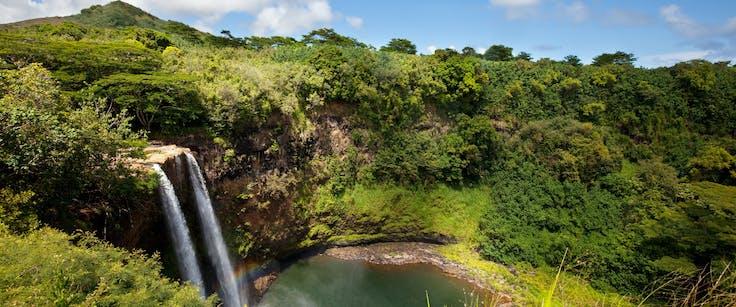 Hawaii's Akaka Falls