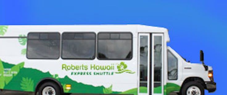 Robert's Hawaii Shuttle Bus