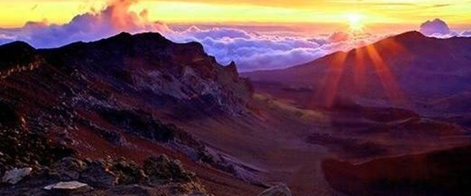 Roberts Hawaii Haleakala Sunset Tour