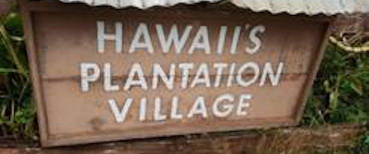 Hawaii's Plantation Village