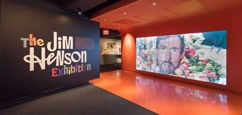 Jim Henson Exhibition