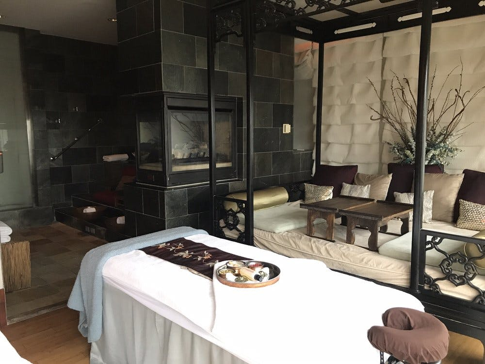 Spa at Mandarin Oriental
