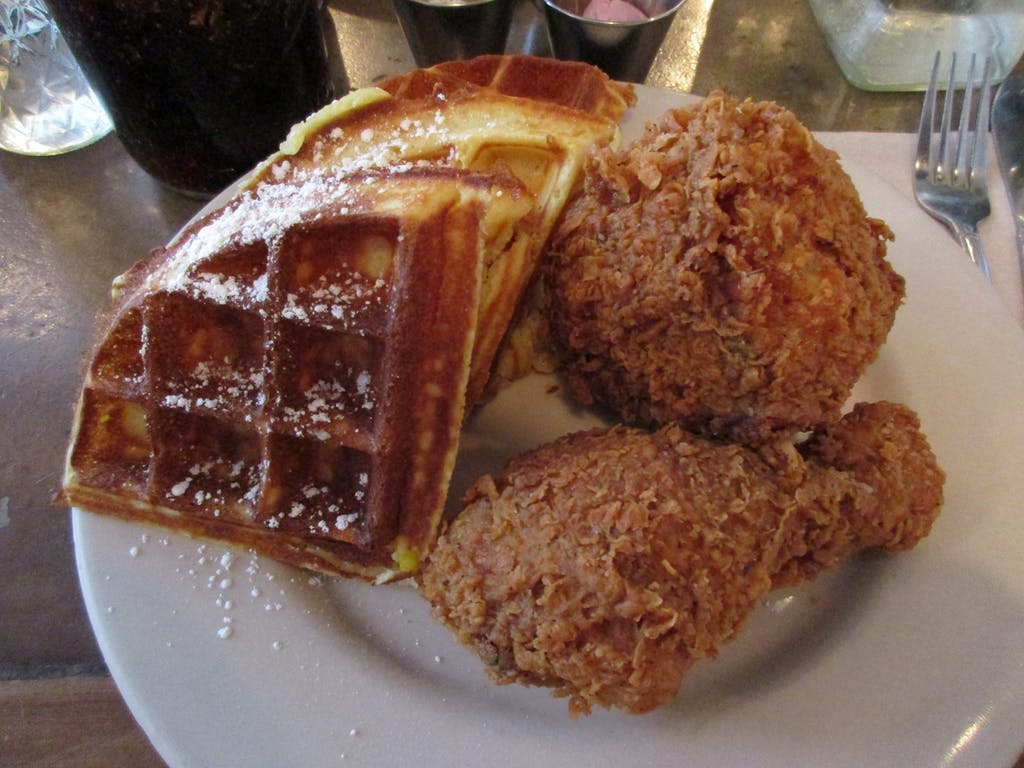 Sweet Chick Chicken & Waffles