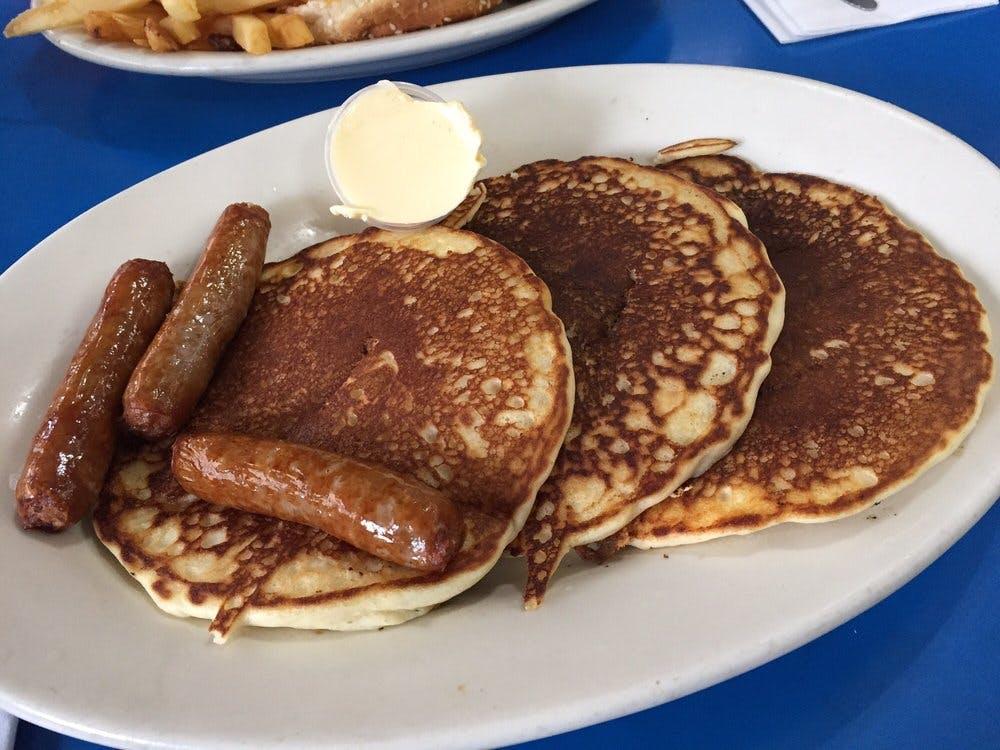 Landmark Diner Breakfast Platter