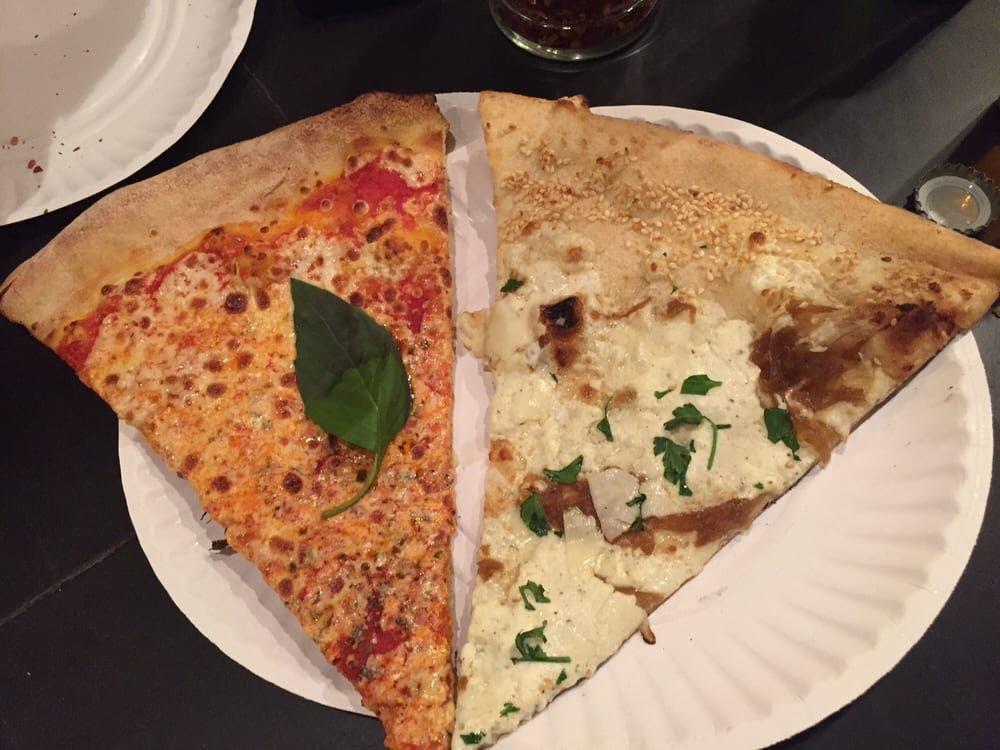 99 Cent Fresh Slice Pizza