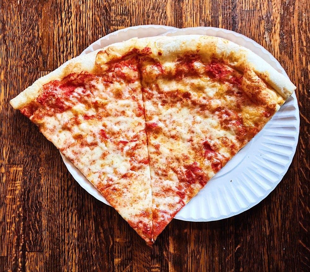 Vinny Vincenz Pizza Slice