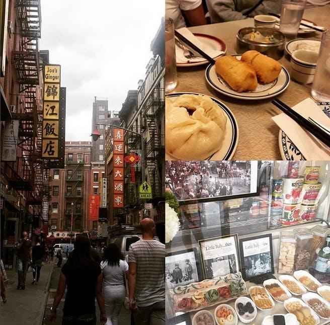 Ahoy NY Tour Pics