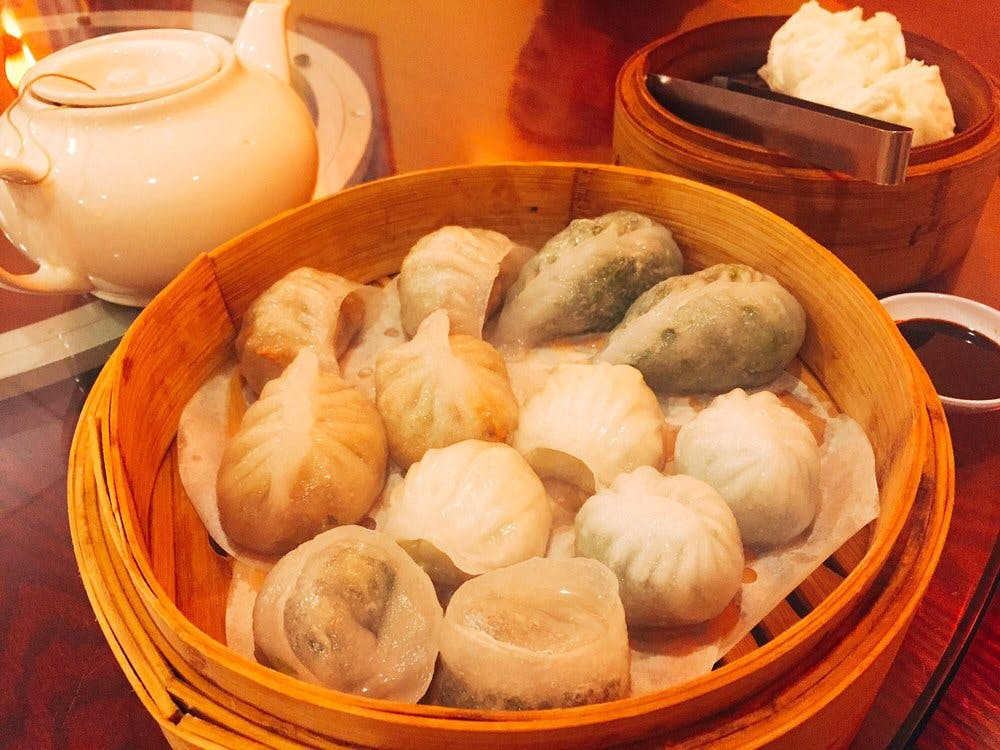 Bodhi Kosher Vegetarian Restaurant Dumplings