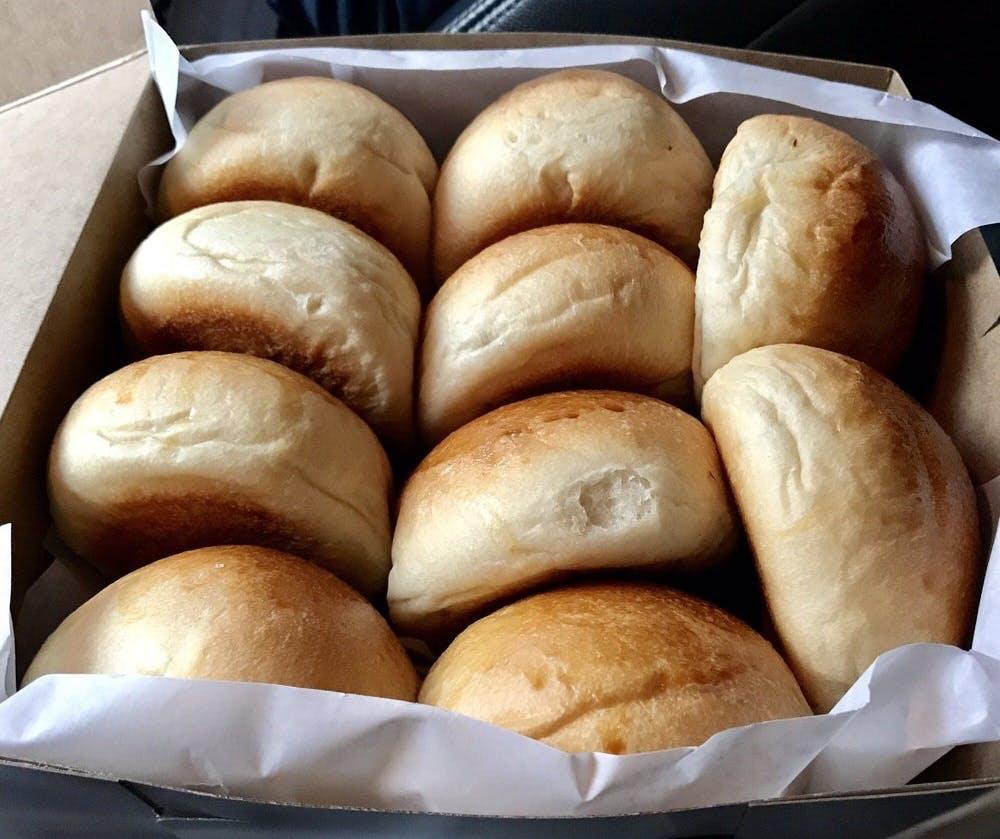 Mei Li Wah Roast Pork Buns