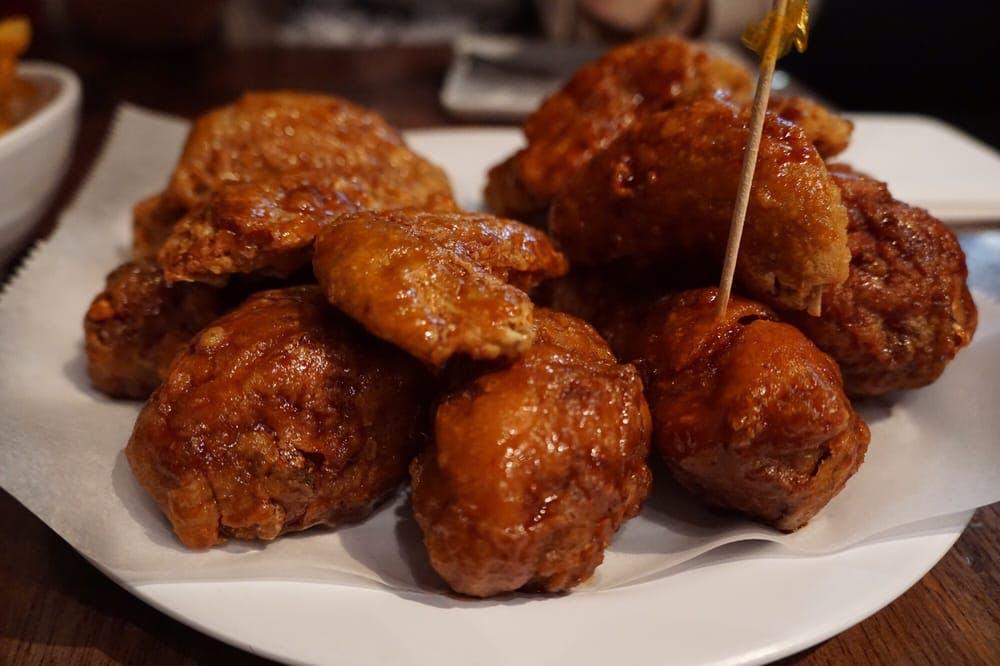 Bon Chon Korean Fried Chicken