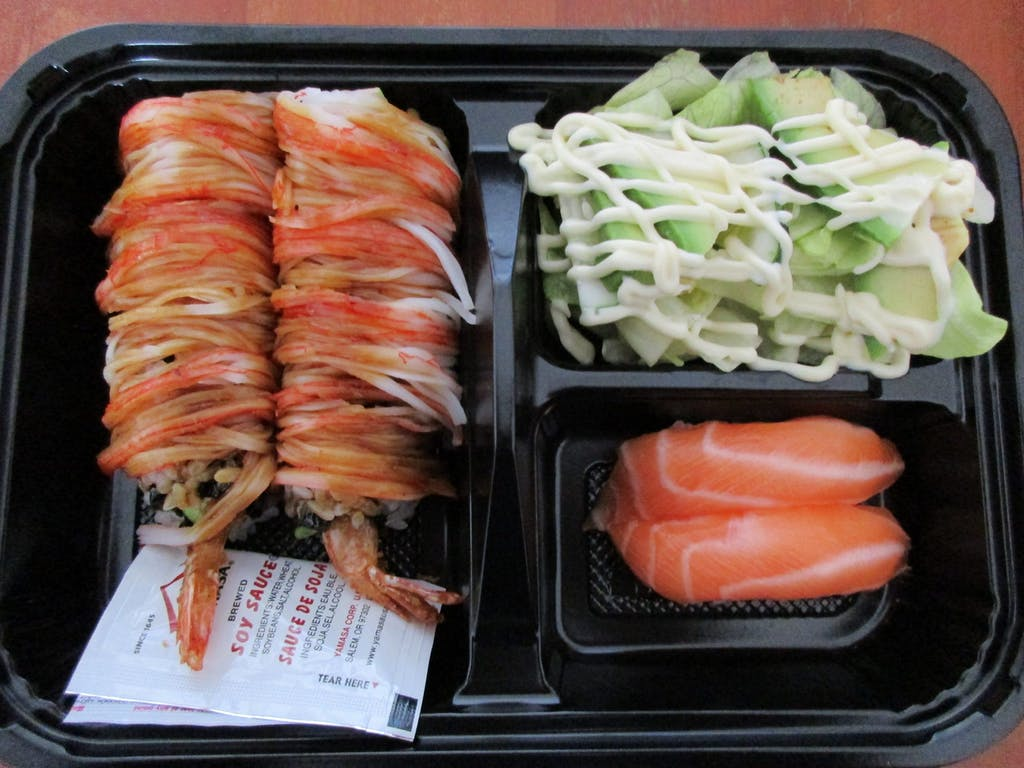 Matsunichi Nara Roll Lunch Special