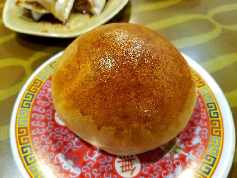 Mei Li Wah Roast Pork Bun