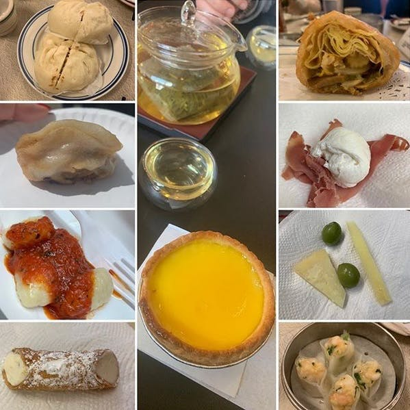 Chinatown and Little Italy Food Fest Tastings
