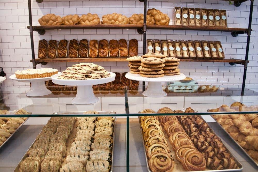 Michaeli Bakery Pastries