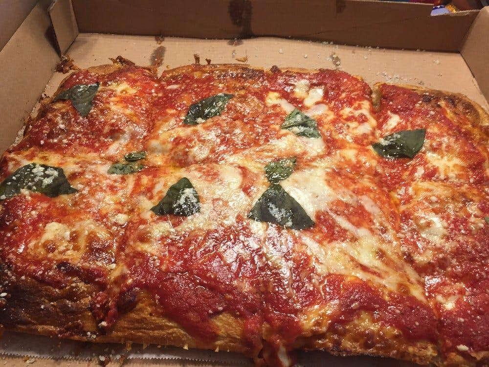 Scarr's Pizza Sicilian