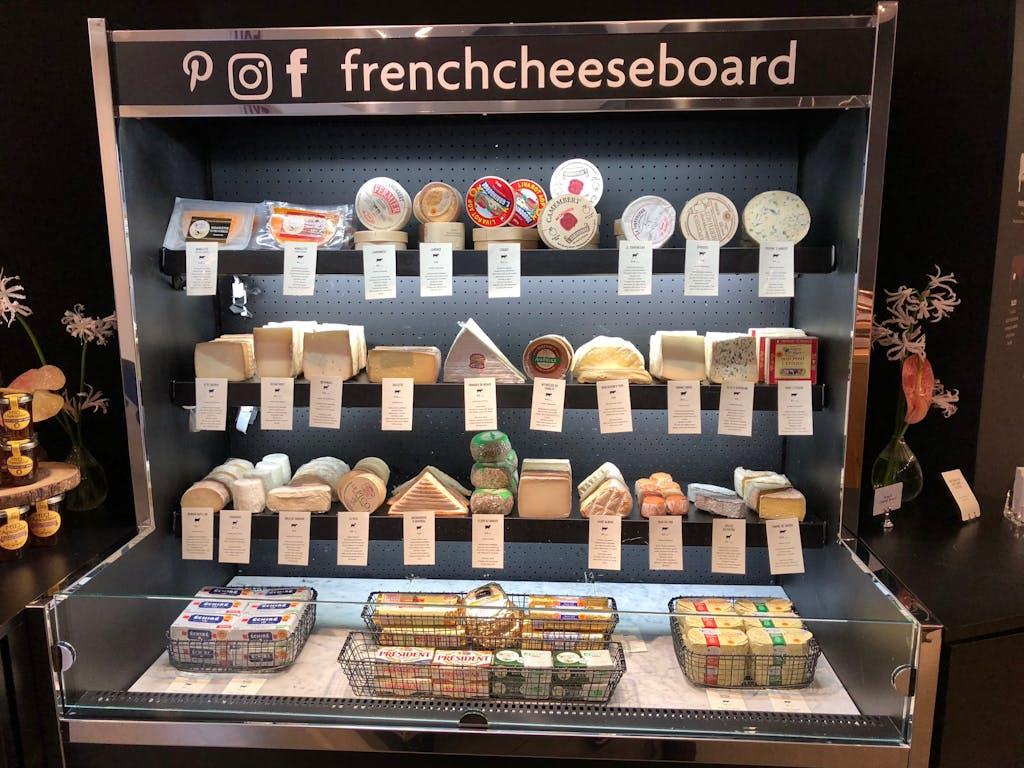 French Cheese Board SoHo