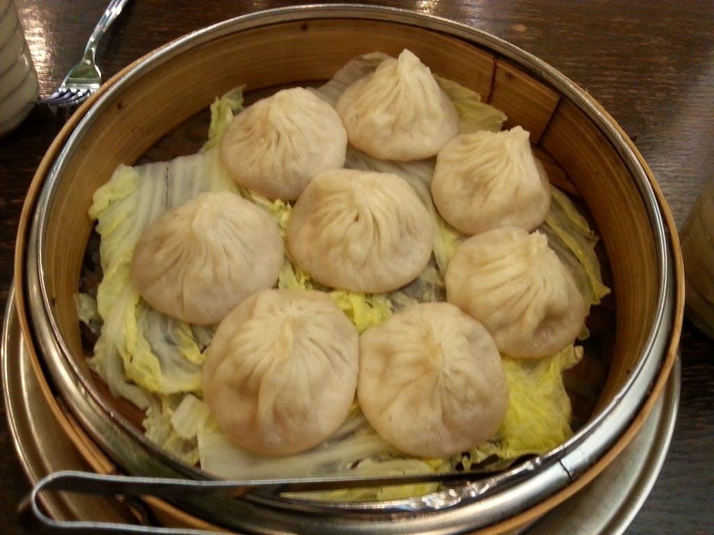 Shanghai Asian Manor Soup Dumplings